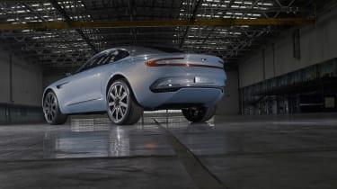 Aston Martin DBX concept - 2017 rear