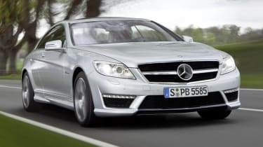 Mercedes-Benz CL63 AMG review