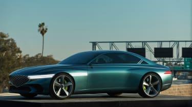 Genesis X Concept - side