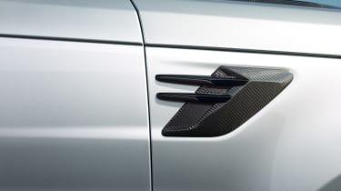 Range Rover Sport Ingenium side vent