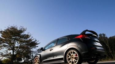 Honda Civic Type-R turbo VTEC