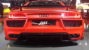 Abt R8 rear