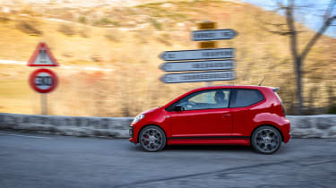 Volkswagen Up GTI 2018 side