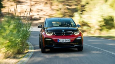 BMW i3s – front