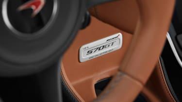 MSO 570GT XP green - interior