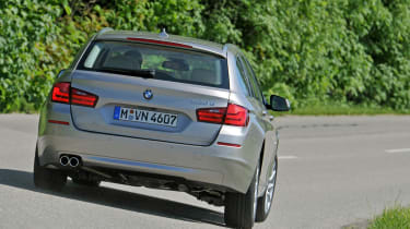 BMW 530d SE Touring review