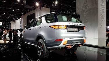 Land Rover Discovery SVX - Frankfurt Motor Show