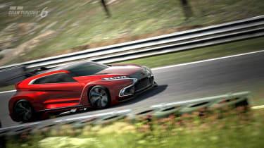 Mitsubishi XR-PHEV Evolution Vision Gran Turismo concept