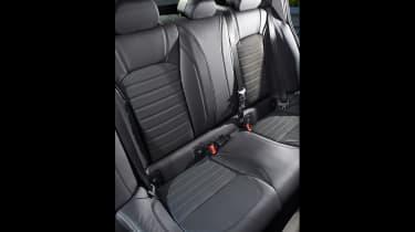 Alfa Romeo Giulia - Interior rear
