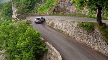 Hyundai i30 N Fastback far