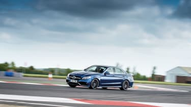Mercedes-AMG C63 S Saloon - Front