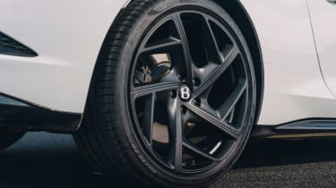 Bentley Bacalar dev - wheels