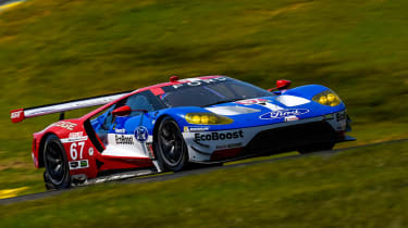 WEC 2017 - Ford GT front