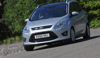 Ford Grand C-Max 1.6 TDCi review