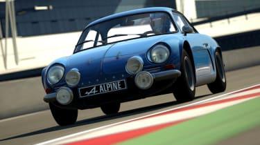 Gran Turismo 6 screenshot Alpine A110