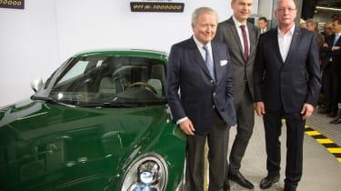 Porsche 911 Carrera - 1 millionth car build 3
