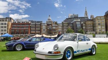 City Concours 2017 –  Porsche 911 2.7 RS Touring