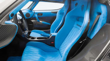 Koenigsegg Agera RS1 - Interior