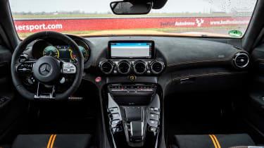 Mercedes-AMG GT Black Series - dash