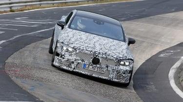 Mercedes-AMG GT Concept SPY - front