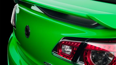 Vauxhall VXR8 GTS-R - rear 3