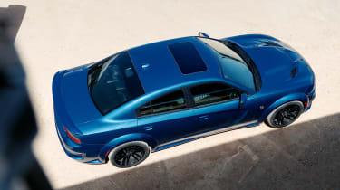 Dodge Charger SRT Hellcat Widebody top