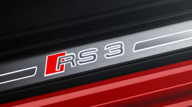 Audi RS3 saloon - sill plate