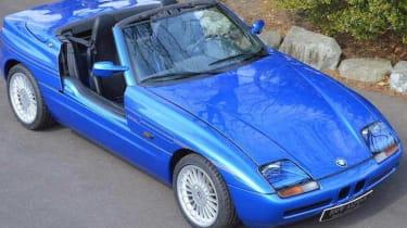 Bonhams Spa Classic - BMW Z1