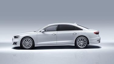 Plug-in hybrid Audi A8