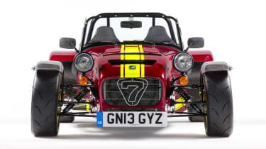 Best performance cars: Caterham 620R