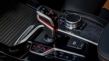 BMW X3M - selector