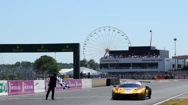 JMW Motorsport Ferrari 488 GTE Le Mans 24h 2017