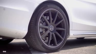 Porsche Cayenne Turbo S v Mercedes S63 AMG: drag race