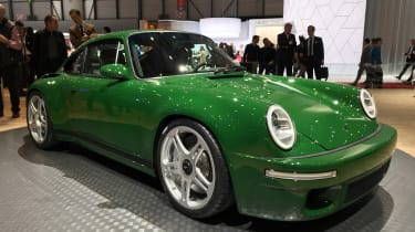 Ruf SCR live - front