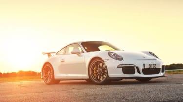 Best performance cars: Porsche 911 GT3 991