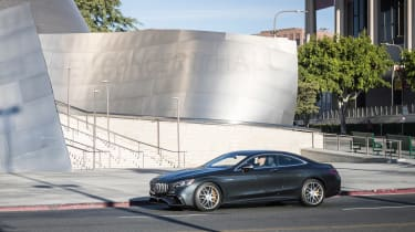 Mercedes-AMG S36 Coupe - Gehry