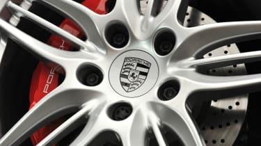 991 Porsche 911 Carrera S alloy wheel