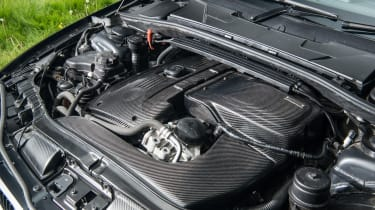 MMR BMW 1M Coupe - engine