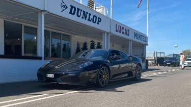 Goodwood evo Track Day June 1 - scud
