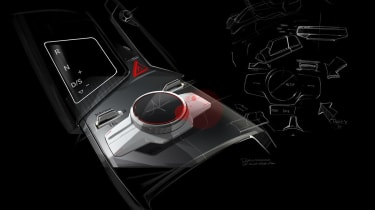 Audi Quattro concept mmi