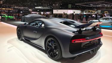 Bugatti Chiron 110 anniversary