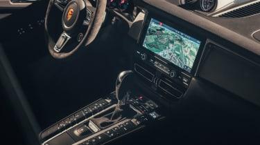 Porsche Macan – dash