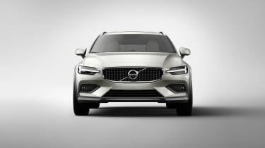 Volvo V60 Cross Country - front