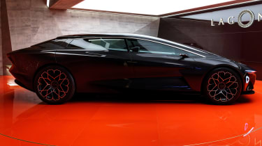 Aston Martin Lagonda Concept  side