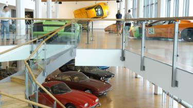 Lamborghini museum comes to Google Street View