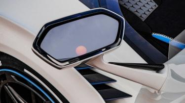 Lamborghini SC20 - mirror