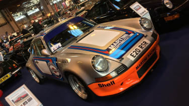 Porsche 911 RSR evocation
