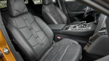 DS7 Crossback – passenger seat