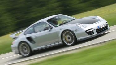 Porsche 911 GT2 RS pan