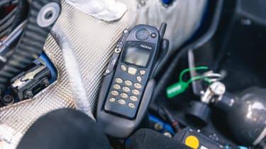 Subaru Impreza S6 WRC – phone